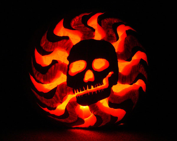 Skull-Pumpkin-Carving-Idea-2015
