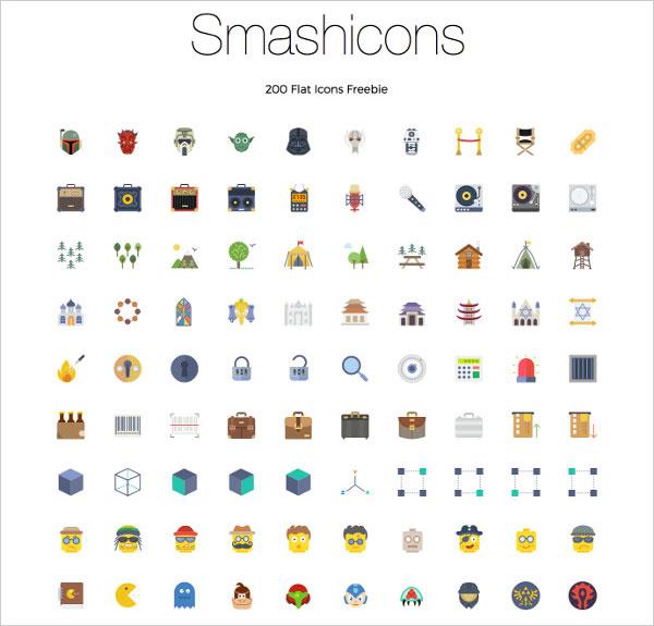Trendy-Free-Flat-icons-2015