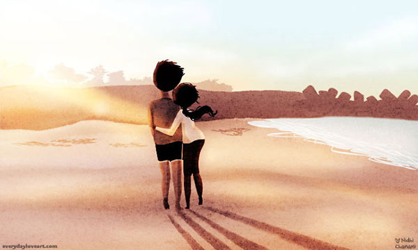 We-Lived-By-The-Ocean-Cute-Love-Illustrations