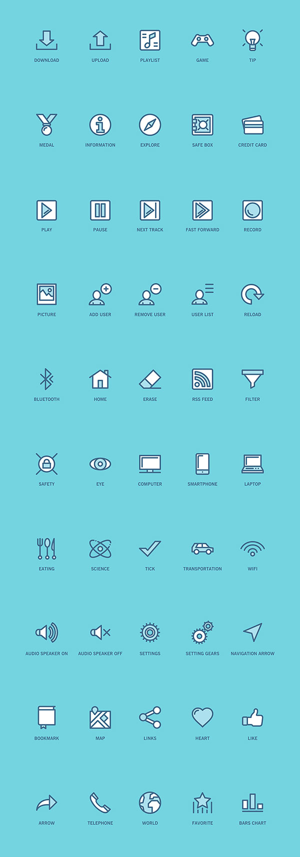 100-Free-Web-and-App-UI-icons
