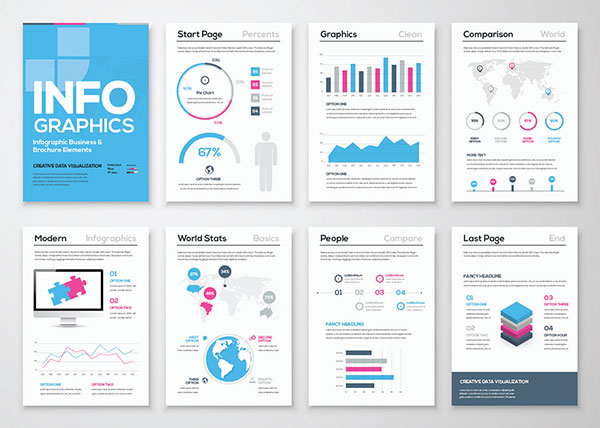 Free-Infographic-Brochure-Template-2