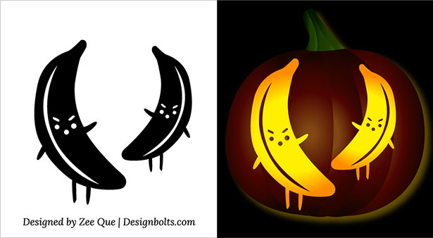 Free-Printable-Halloween-Minion-Banana-Pumpkin-Carving-Stencils-Patterns-Ideas-Templates