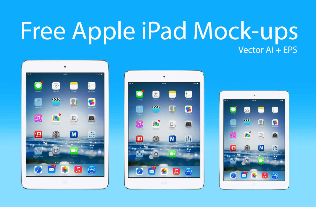 Free-Vector-Apple-iPad-Mini-4,-Air-2-&-Pro-Mock-up-in-Ai-&-EPS-Format-3