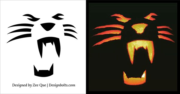 Free-Lion-Pumpkin-Carving-Stencils-2015