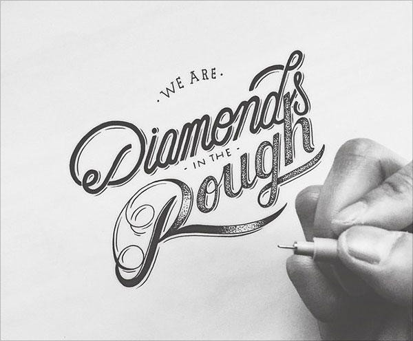 nspiring Detailed Hand Lettering Artworks (1)