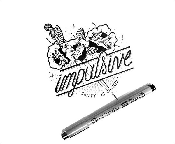 nspiring Detailed Hand Lettering Artworks (2)