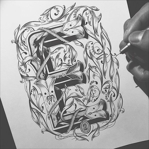 nspiring Detailed Hand Lettering Artworks (21)