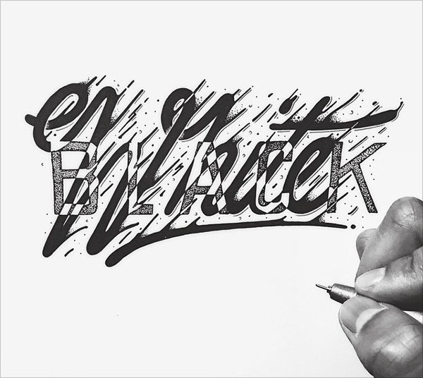 nspiring Detailed Hand Lettering Artworks (25)