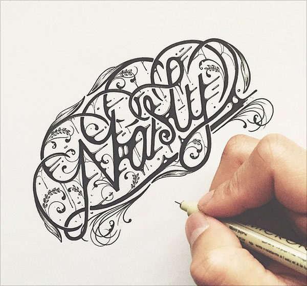 nspiring Detailed Hand Lettering Artworks (26)