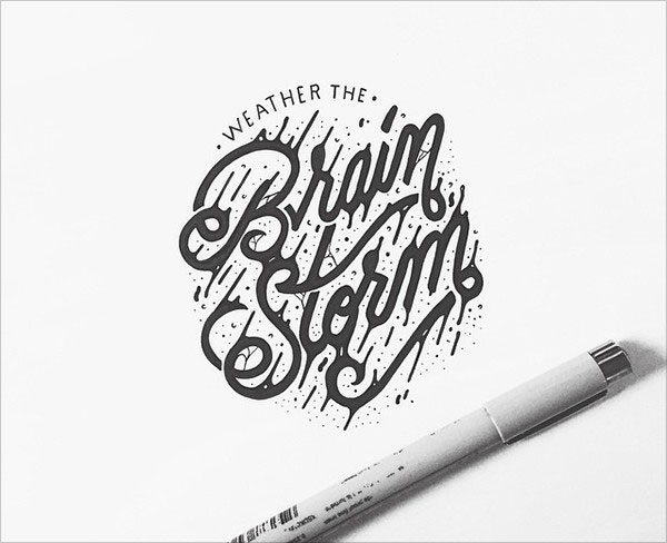 nspiring Detailed Hand Lettering Artworks (3)