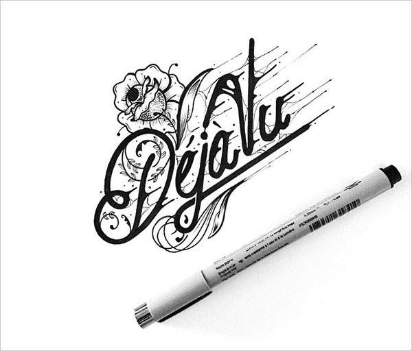 nspiring Detailed Hand Lettering Artworks (32)
