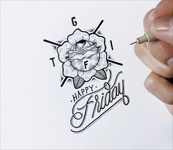 nspiring Detailed Hand Lettering Artworks (5)