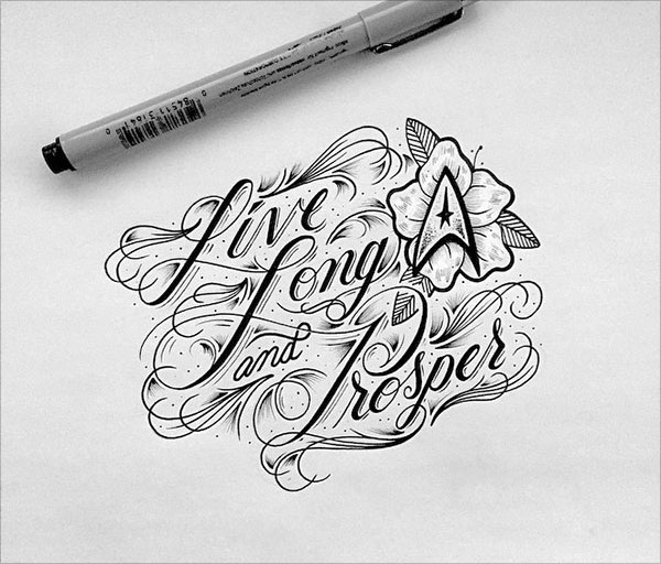 nspiring Detailed Hand Lettering Artworks (7)