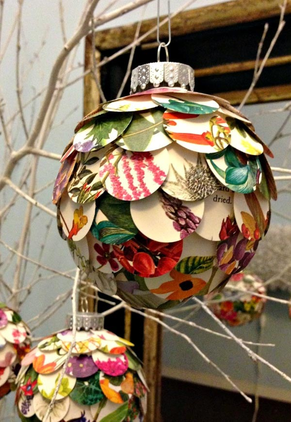 Artichoke-DIY-Christmas-Ornament-Bauble