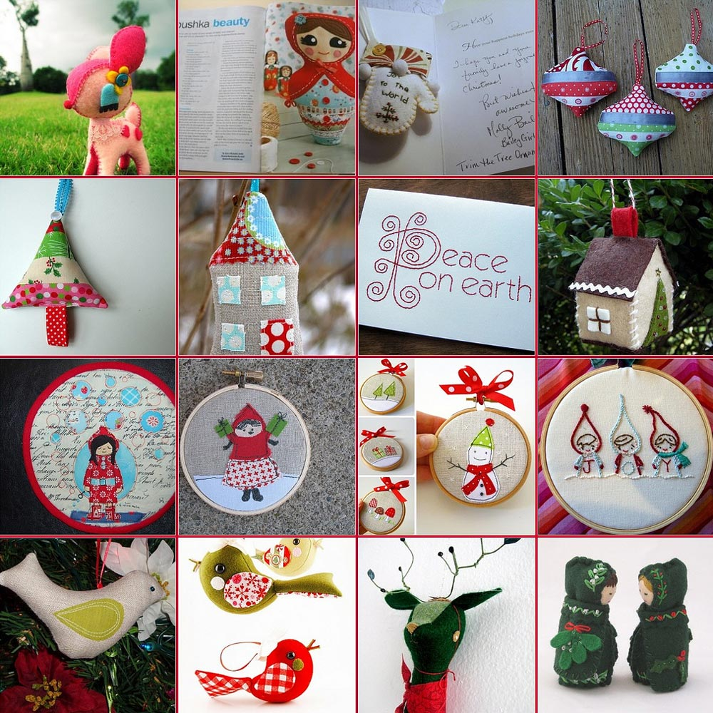 25 cute and creative christmas ornaments for 2015 Creative christmas decorations
