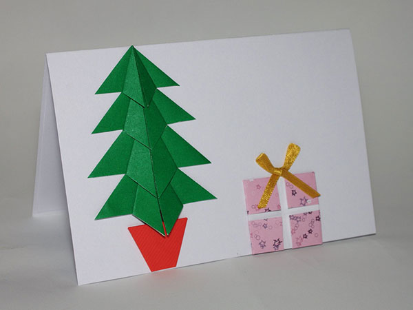50 beautiful diy homemade christmas card ideas for 2015