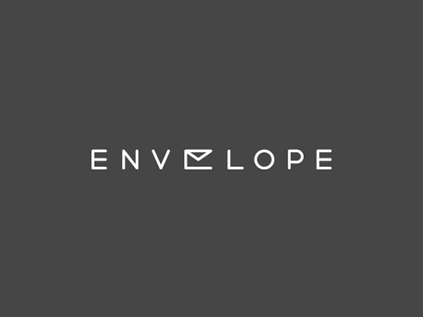 Envelop-logo-design