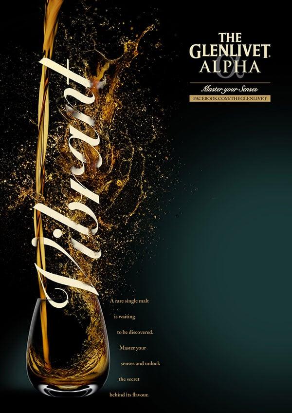 GLENLIVET-ALPHA--Ad-Campaign