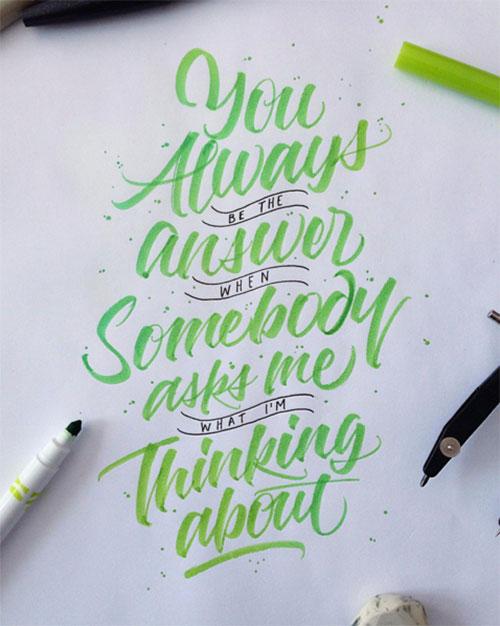 Inspiring-Brushpen-&-Crayola-Hand-Lettering-Examples-by-David-Milan-(1)