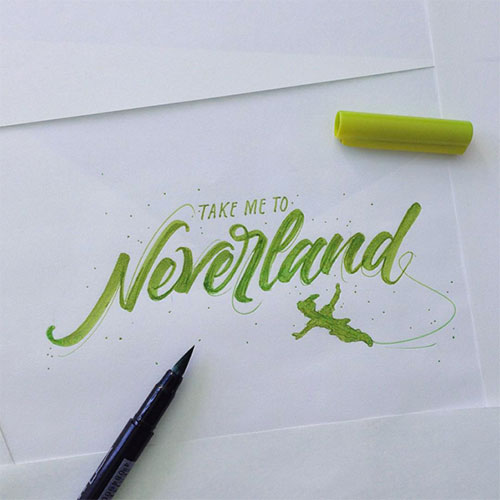 Inspiring-Brushpen-&-Crayola-Hand-Lettering-Examples-by-David-Milan-(11)