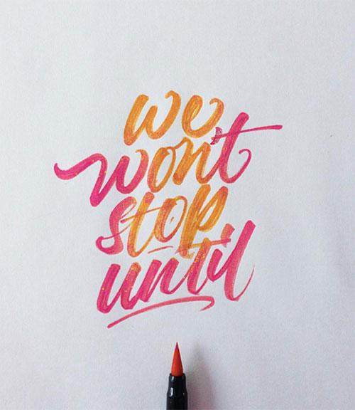 Inspiring-Brushpen-&-Crayola-Hand-Lettering-Examples-by-David-Milan-(17)