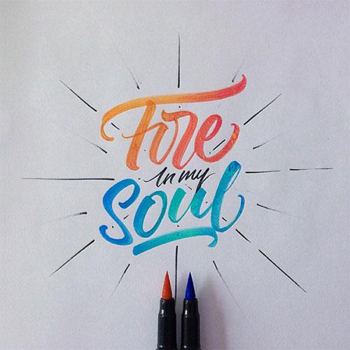 Inspiring-Brushpen-&-Crayola-Hand-Lettering-Examples-by-David-Milan-(5)