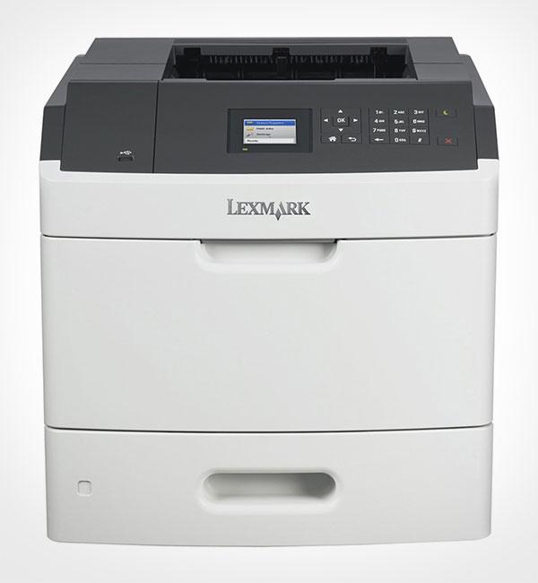 Lexmark-MS810n-Mono-Laser-Printer