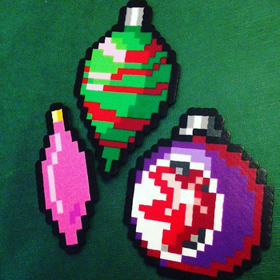 Pixel-Art-Christmas-2015-Ornaments-Baubles-3