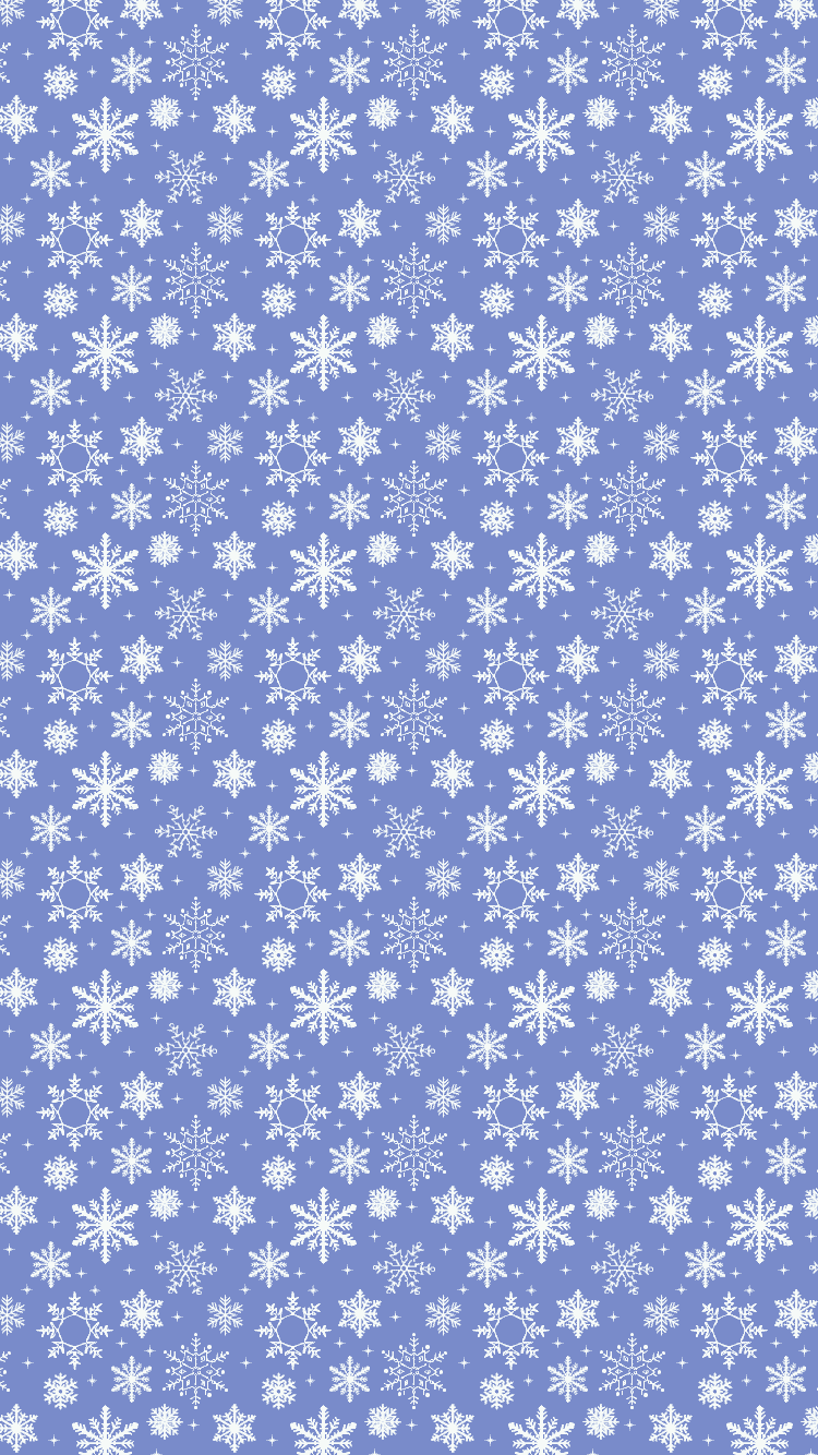 Snowflakes-iPhone-6-Backgrond