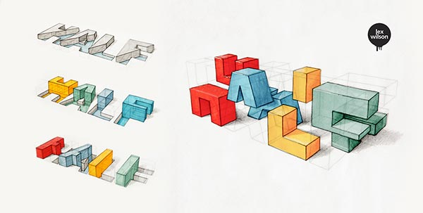 amazing-3d-typography-sketching-2016-(13)