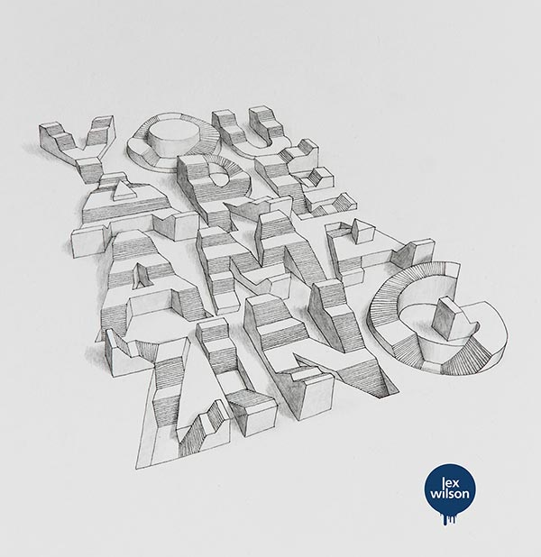 amazing-3d-typography-sketching-2016-(15)
