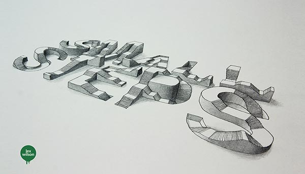 amazing-3d-typography-sketching-2016-(4)
