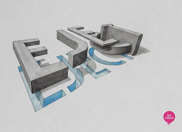 amazing-3d-typography-sketching-2016-(5)