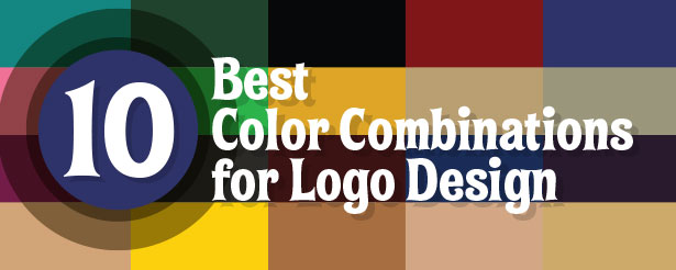 Color Combination 10 best 2 color combinations for logo design with free swatches