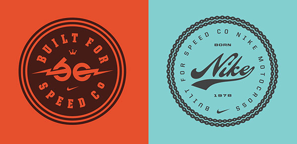 Retro New Logo Trend for 2016