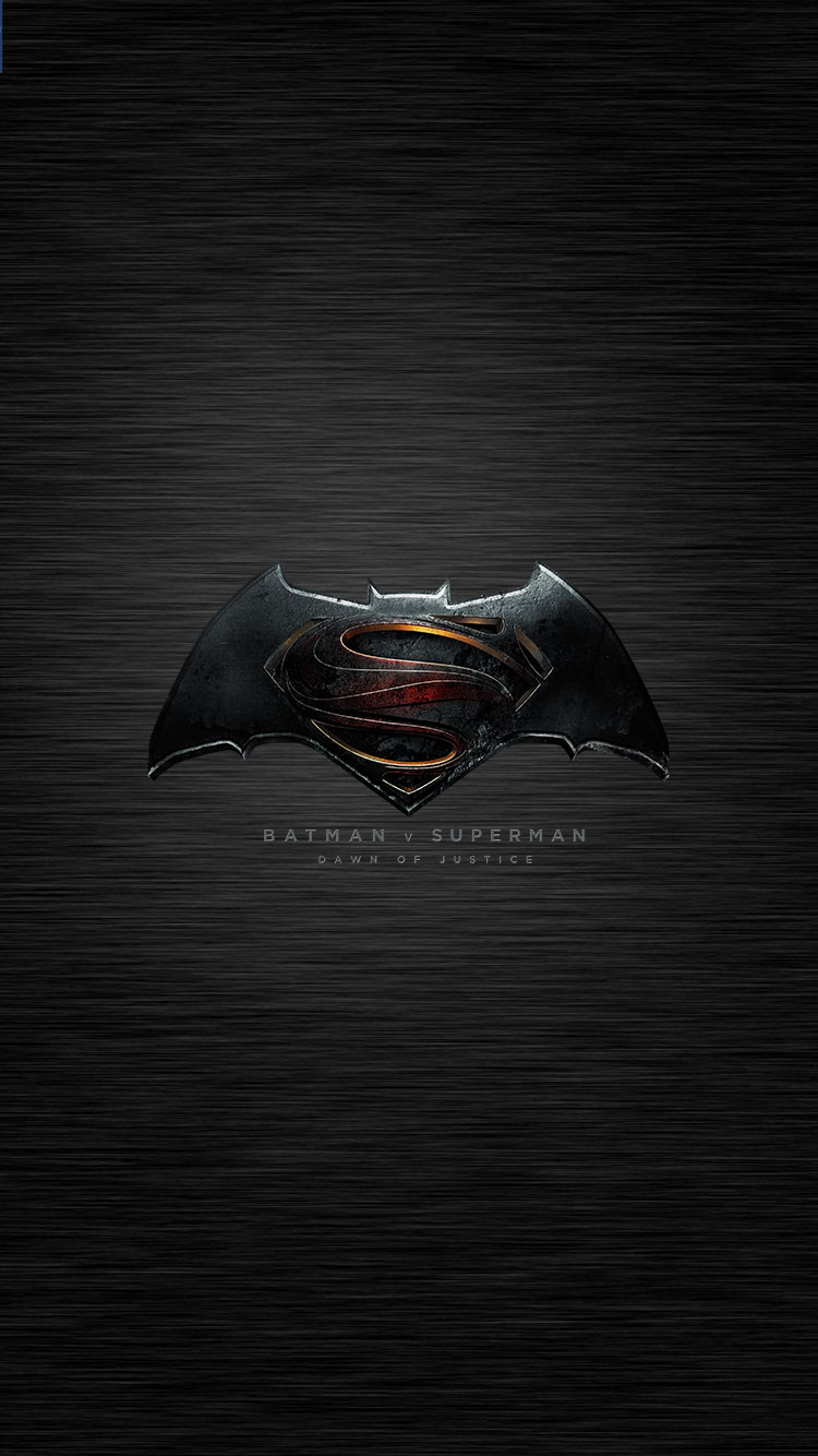 Batman-v-Superman-Logo-iPhone-6-Wallpaper