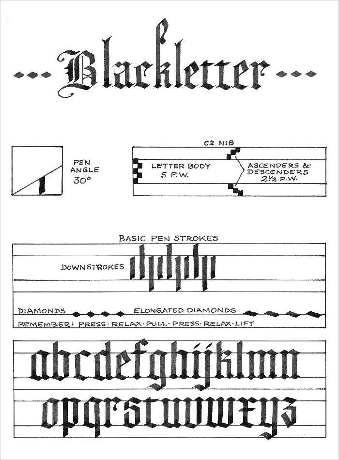 Blackletter-Pilot-Parallet-Pen