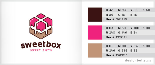 Brown-Pink-Color-Combination
