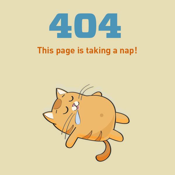 Cute-404-error-page