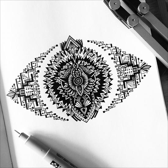 Inspiring-Ink-drawings-Art-2016 (15)