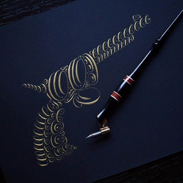 Buying Guide Of Calligraphy Writing Hand Lettering Pens
