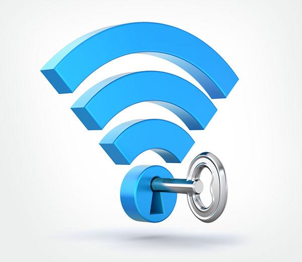 Secure-public-network