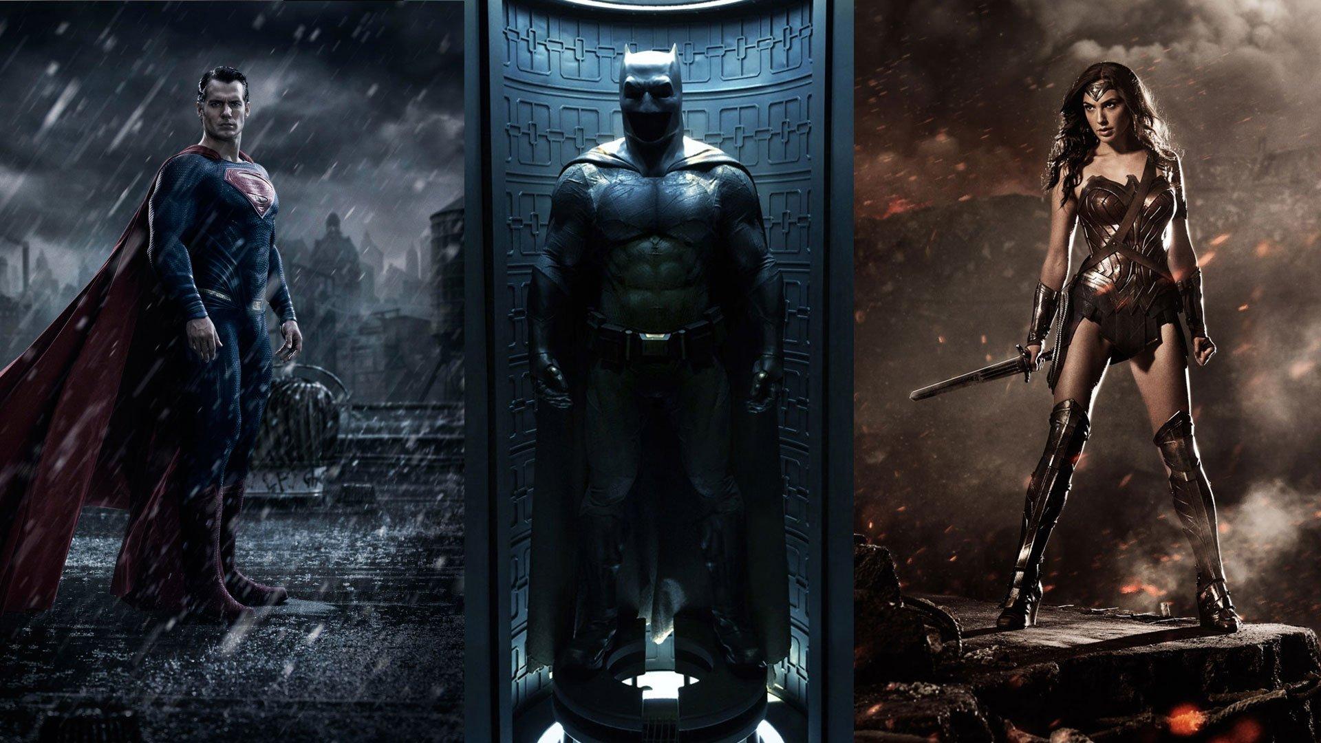 Batman vs Superman: Dawn of Justice 2016 iPhone & Desktop