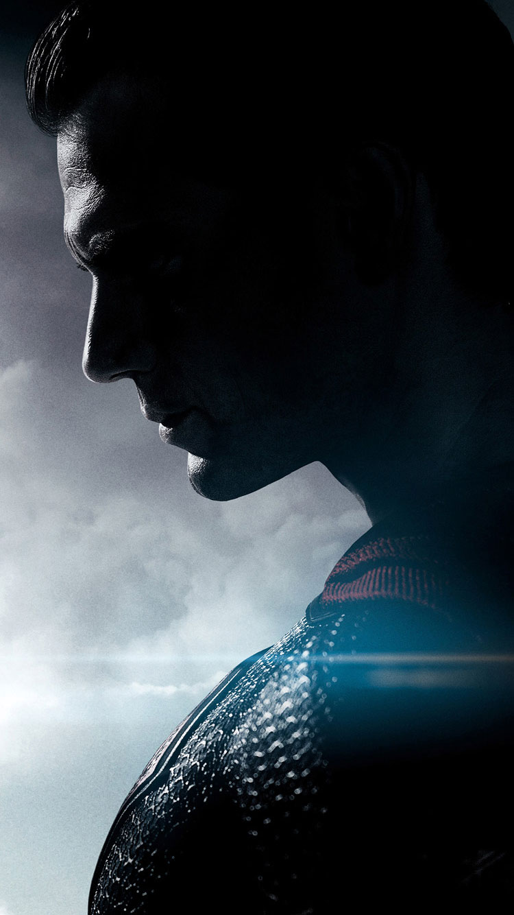 Superman-iPhone-Wallpaper
