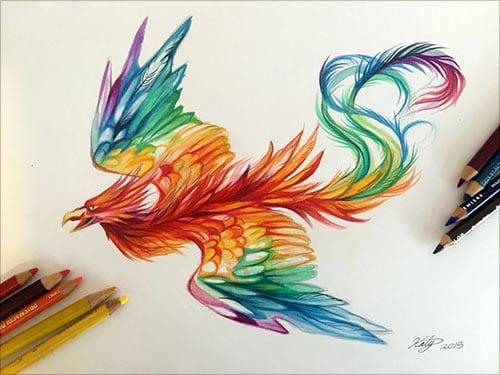 nspiring-Color-Pencil-Drawings-of-Animals-2016-(20)