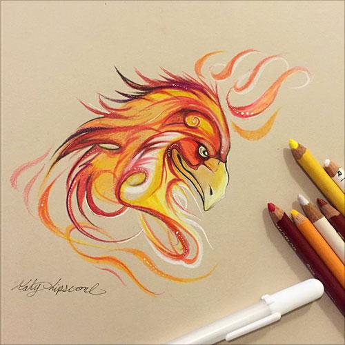 nspiring-Color-Pencil-Drawings-of-Animals-2016-(36)