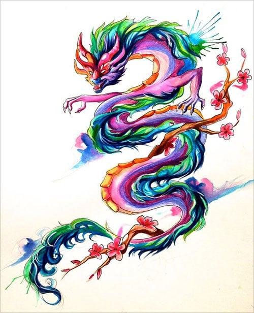 nspiring-Color-Pencil-Drawings-of-Animals-2016-(44)
