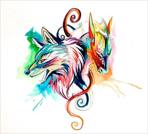 nspiring-Color-Pencil-Drawings-of-Animals-2016-(46)