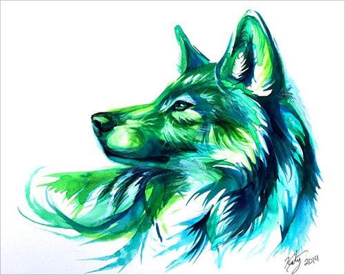 nspiring-Color-Pencil-Drawings-of-Animals-2016-(47)