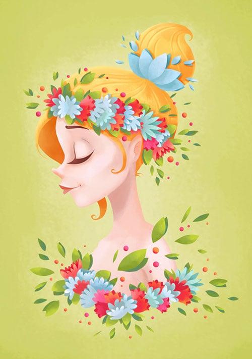 Digital-Painting-Adobe-Photoshop-Tutorial